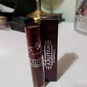 NEW MAC x Aaliyah At Your Best You Are... Lipgloss